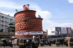 Indian Coffee House, Trivandrum | Laurie Baker