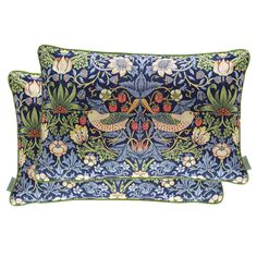 Image result for william morris cushions
