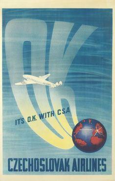 Czechoslovak Airlines, Schlosser, 1946