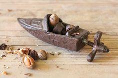 Boat Nut Cracker $22
