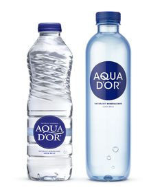 Aqua D'or on Packaging of the World - Creative Package Design Gallery