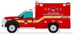 FDNY Fire Marshal Unit by 1stResponseEmergency