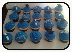 Graduation cupcakes #sueberry