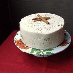 Apple Chai Spice Cake