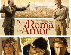 Para Roma com Amor - Mélanges