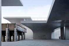 archimess:  long museum west bund ~ atelier deshaus