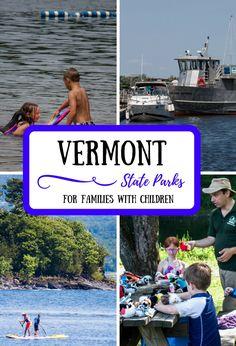 Vermont State Parks | National Park Service | TravelingMom