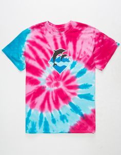 PINK DOLPHIN OG Waves Mens T-Shirt