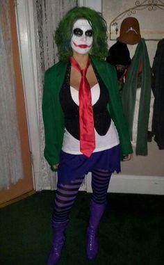 Female joker by emerald amyx cosplay cosplay pinterest joker 732afb11c98b86121aecfa37bfd279a9g 445720 pixels halloween cosplayhalloween costume ideasdiy joker solutioingenieria Gallery