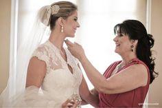 making off noiva com mãe
