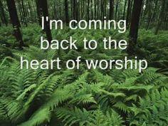 Heart of Worship - YouTube