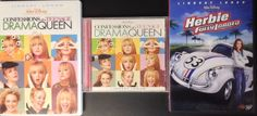 Lot Of 3 Disney Lindsay Lohan DVDs & CD (Drama Queen & Herbie: Fully Loaded)  | eBay