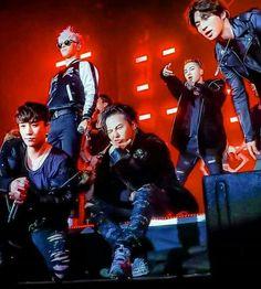 The boys ❤️ Big Bang Daesung, Gd Bigbang, Bigbang G Dragon, Bigbang Members, Choi Seung Hyun, Korean Boy Bands, South Korean Boy Band, Yg Entertainment, Super Junior T