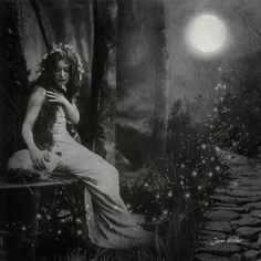 The Hunter's Moon - Digital work and thoughts After Midnight, Downton Abbey, Digital Image, Moon, Painting, Thoughts, The Moon, Painting Art, Paintings