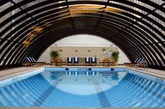 The Westin Peachtree Plaza Atlanta - When business is done, relax in the retractable-roof pool or health club. #Atlanta