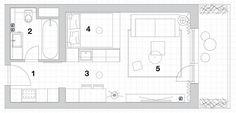 byt 30 m2