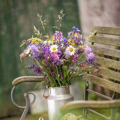 Strauß aus Wildblumen