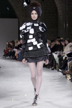 On Aura Tout Vu  Haute Couture Spring-Summer 2007 fashion show in Paris by fashion designers Livia  Stoianova and Yassen Samouilov