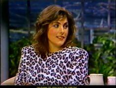 """Laura 1985, Johnny Carson & """"The Tonight Show"""""""
