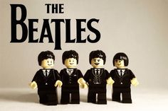Le leggende della musica in versione Lego