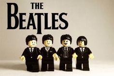 Des groupes cultes en Lego. | NOVAPLANET