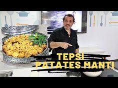 MASTERCHEF'DEN 'TEPSİ PATATES MANTI' - YouTube Master Chef, Vegetables, Food, Youtube, Bulgur, Essen, Vegetable Recipes, Meals, Yemek