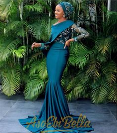 49 Edition of EsB TV - Shop These New Aso ebi Lace style & African Print Trend - Emmanuel African Fashion Ankara, African Print Fashion, African Style, Aso Ebi Lace Styles, Dinner Gowns, African Lace Dresses, African Traditional Dresses, African Attire, Trends