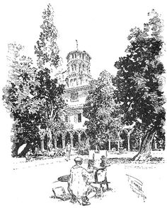 PEN DRAWING  AN ILLUSTRATED TREATISE    BY CHARLES D. MAGINNIS ~ http://archive.org/details/pendrawing17502gut  ~  (Maginnis, Charles, 1867-1955)