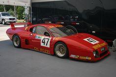 1981 Ferrari 512 BB Ch. Pozzi - France Le Mans, Ferrari Maserati Racing Days, Road America, Elkhart Lake WI. 9 JULY 2006 (Photo by Ken Novak)