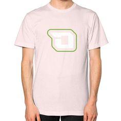 Di3seL Logo Mark Shirt Unisex T-Shirt (on man)