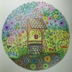 Johanna Basford | Picture by Rosie Asher | Colouring Gallery