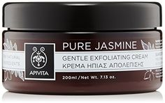 Apivita Pure Jasmine Gentle Exfoliating Cream (Ivory) (New Product, Exclusive Innovation) Pure Products, Body Products, Beauty Products, New Product, Natural, Jasmine, Cosmetics, Cream, Innovation