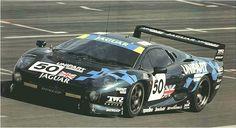 Jaguar XJ220C TWR Works Le Mans GT Class Winner - JD Classics