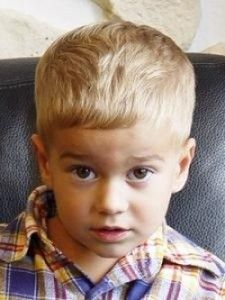 Groovy Boy Hairstyles Boy Haircuts And Toddler Boy Haircuts On Pinterest Hairstyles For Men Maxibearus