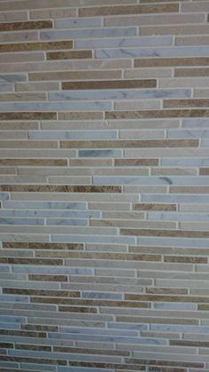 feature tile - master ensuite