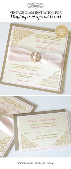Rustic wedding invitation, simple rustic invitation, wedding