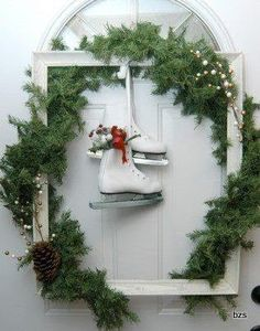Karácsonyi ajtókoszorúk - evera911 - Picasa Webalbumok