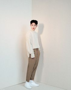 Kyungsoo for Marie Claire and High Cut Magazine October issue Kyungsoo, Exo Ot12, Kaisoo, Kris Wu, Two Worlds, Exo Official, Kim Jong Dae, Travie Mccoy, Kim Minseok