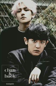 Chan&Baek❤exo