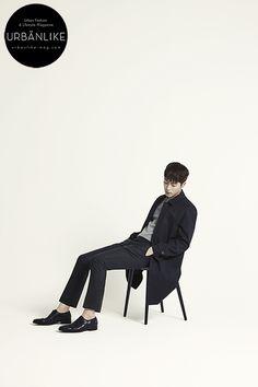 Hong Jong Hyun - Urbanlike Magazine February Issue '15