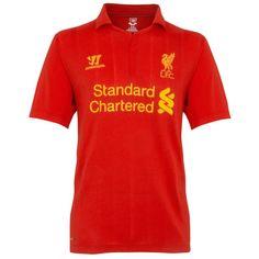 Liverpool Warrior 2012-13 Home