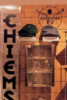 Corner in store Chiemsee