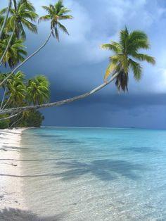 Fakarava - Tahiti dreaming (photo ©Jean-Louis Delezenne) #Tahiti