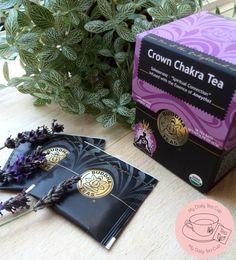 MyDailyTeacup: Buddha Teas Crown Chakra Tea Review (Dutch)