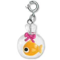 Shop CHARM IT! - Lil� Goldfish , $6.00 (http://www.shopcharm-it.com/charms/lil-goldfish/)