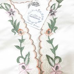 handmade to perfection 😘 . . www.nonandnik.com . . . #handmade #kebaya #kebayamodern #kebayaencim #kebayabordir #kebayaperanakan #kebayanonya #kebayanyonya #sarongkebaya #localbrand #localbrandid #localbrandindonesia #selfmanufactured