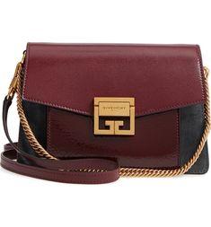8ff618f10146 Free shipping and returns on Givenchy GV3 Deerskin Leather Shoulder Bag at  Nordstrom.com.