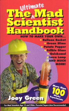 The Ultimate Mad Scientist Handbook Balloon Rocket, Helpful Hints, Mad, Parenting, Science, How To Make, Diy Hacks, Homeschooling, Projects
