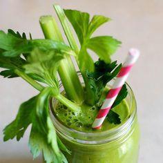 Pass the Veggies: 9 Vegetable Smoothie Recipes You've Gotta Try- Fitnessmagazine.com