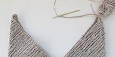 Beginner Crochet Tote Bag - Free Modern Pattern for Spring + Summer Crochet Bag Tutorials, Crochet Patterns For Beginners, Crochet Basics, Beginner Crochet, Free Crochet Bag, Crochet Market Bag, Diy Crochet, Crochet Handbags, Crochet Purses